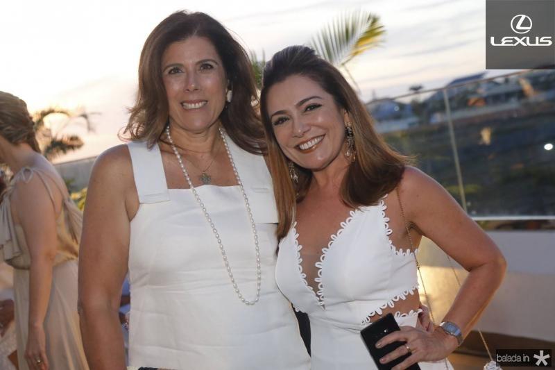 Nara Linhares e Vanessa Chaves