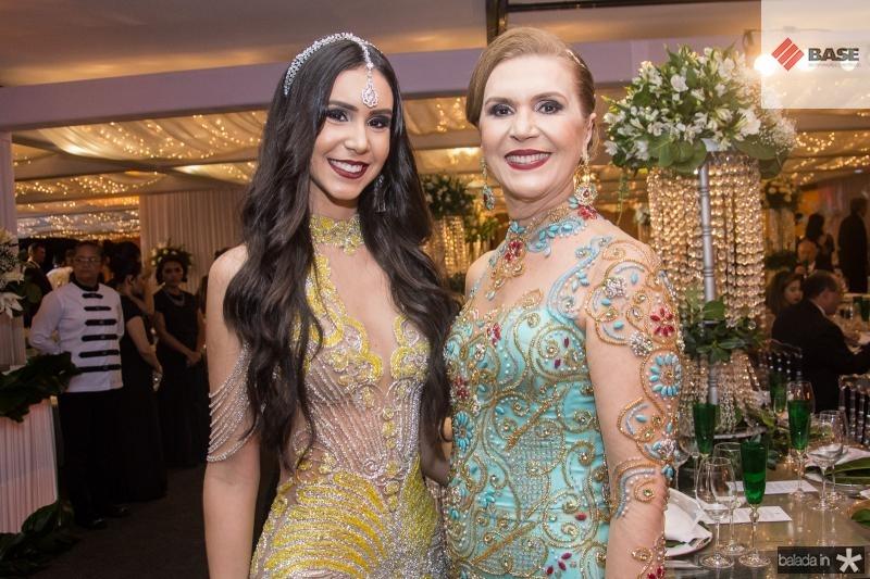Susana e Maria Hortencia Rios