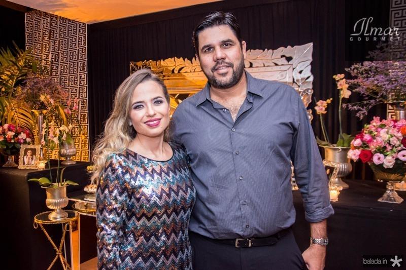 Lucila e João Marcela