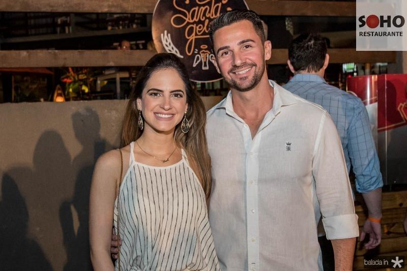 Darli e Daniel Oliveira