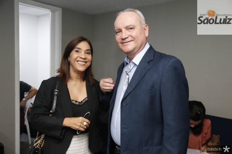 Ana Caracas e Savio Carvalho