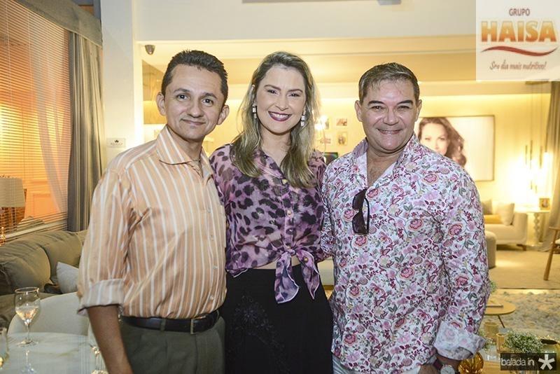 Eduardo Galdino, Fabiana Stanck, Luciano Rocha