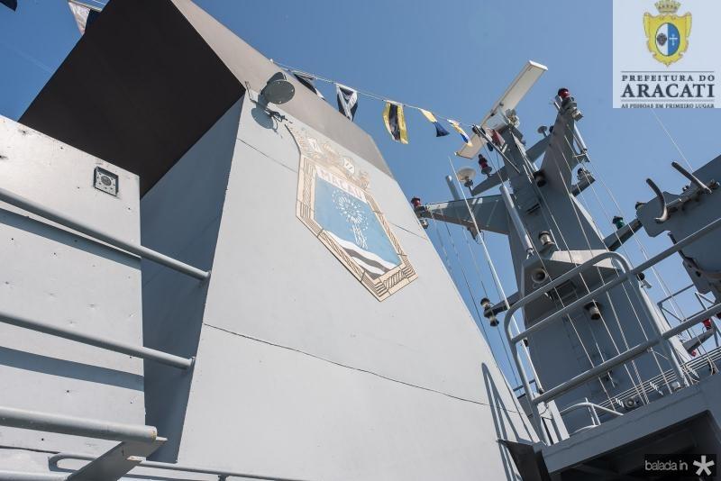 Visitacao Publica ao Navio Macau (