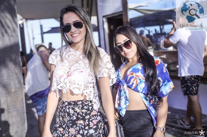 Gabriela Rebouças e Lorena Oliviera