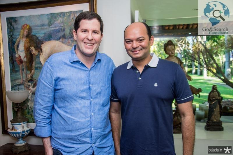 Rodrigo Carneiro e Otilio Ferreira