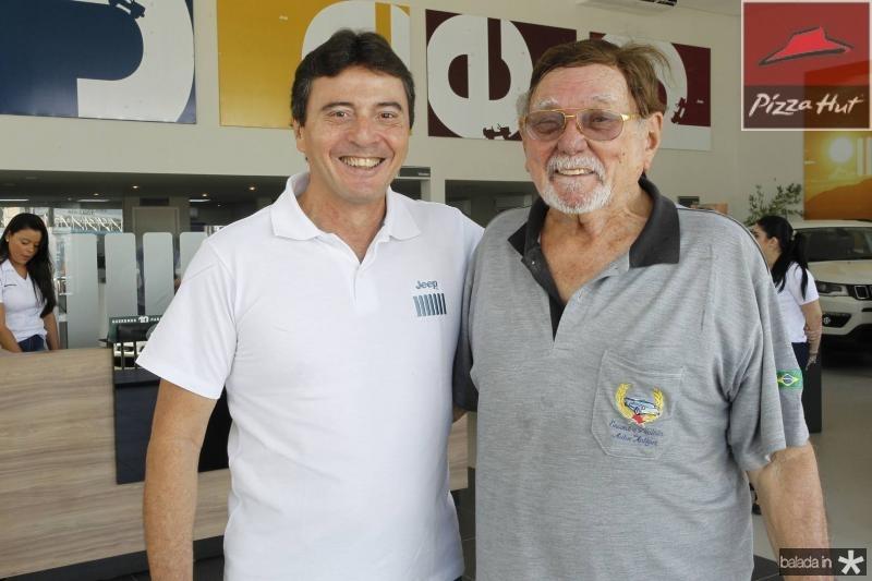 Luiz Teixeira e Jose Sobral