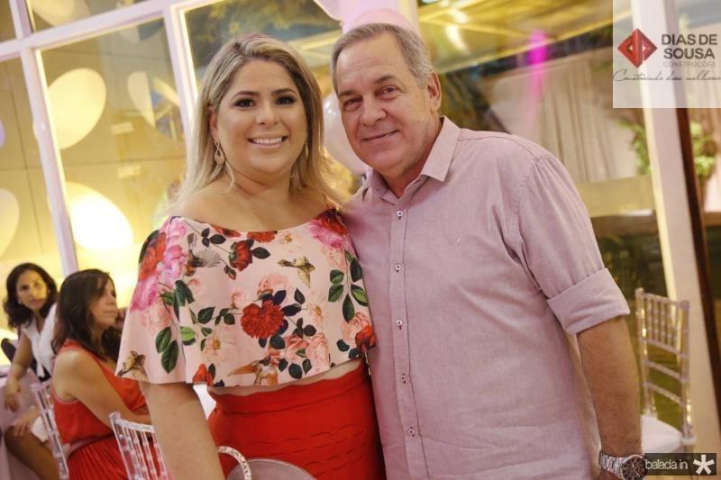 Sabrina e Joaquim Banhos