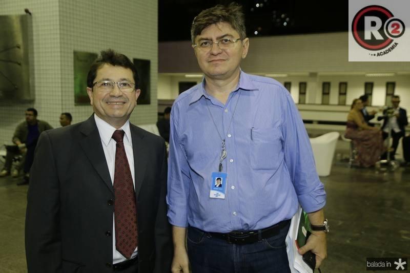 Alcir Porto e Herbert Melo