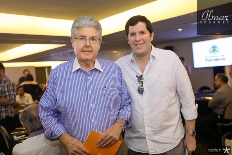Lucio e Rodrigo Carneiro
