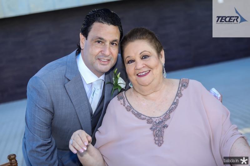 Alexandre e Norma Rangel