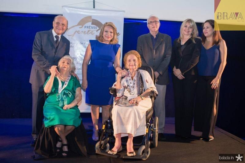 Joao Soares, Iracema do Vale, Jackson Coelho, Marcilene Pinheiro, Alessandra Soares, Daulia Bringel e Suzana Ribeiro