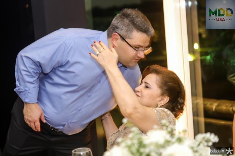 Mario e Auricelia Queiros