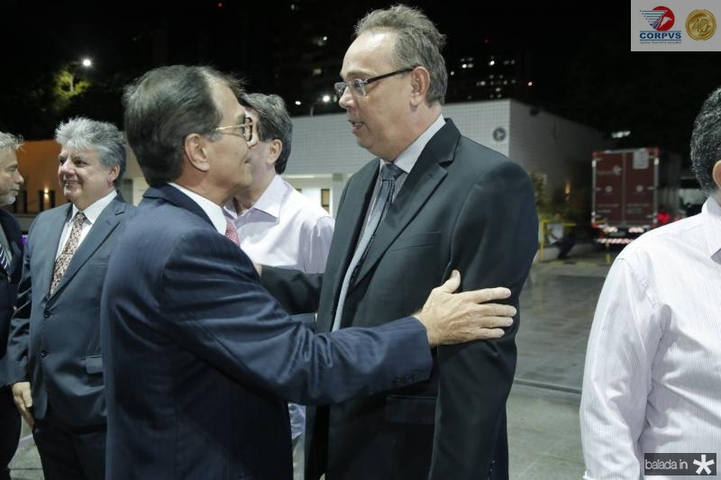 Beto Studart e Jose Dias