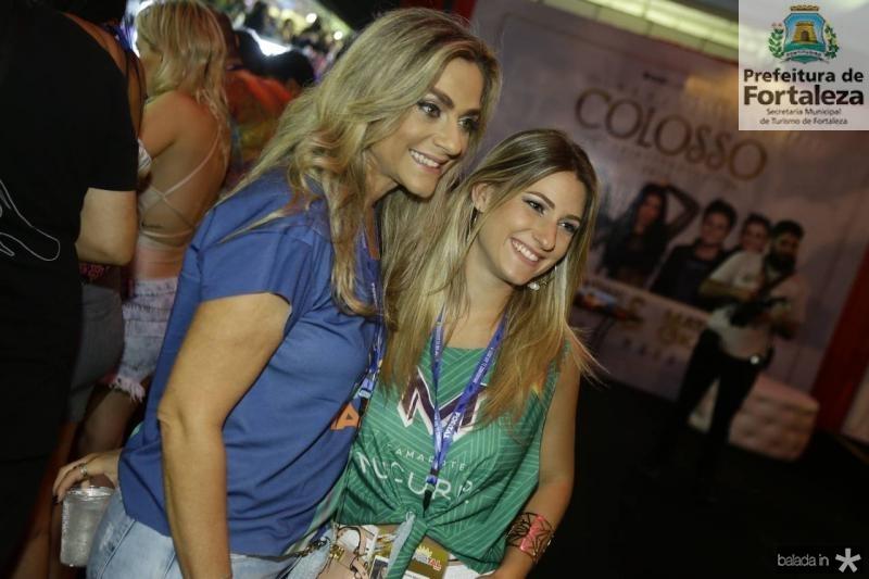 Celia e Bruna Magalhaes