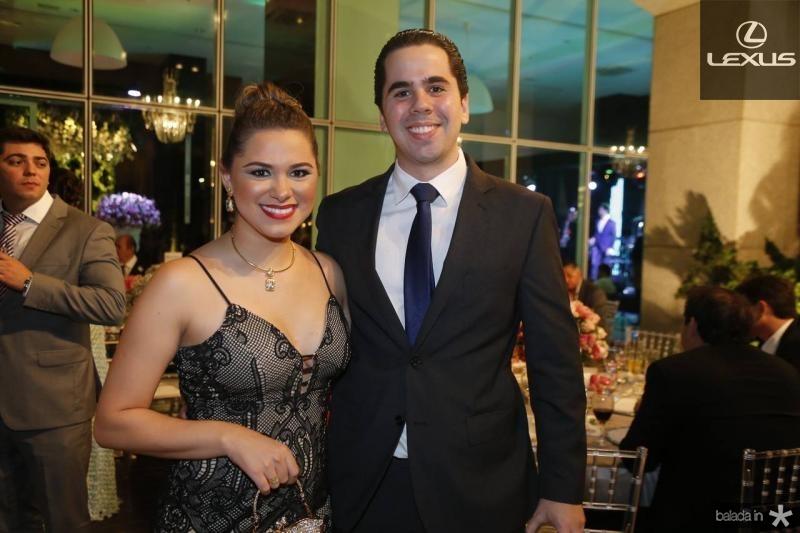 Ticiana e Alfredo Lima