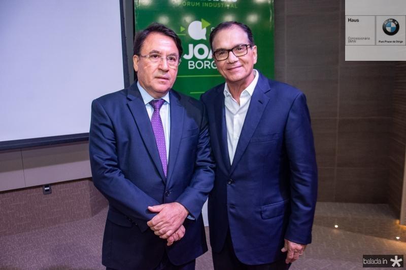 Joao Borges e Beto Studart