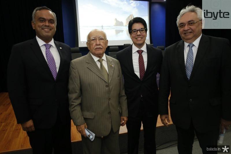 Marcelo Mota, Ubirata e Andrei Aguiar e Paulo Albuquerque