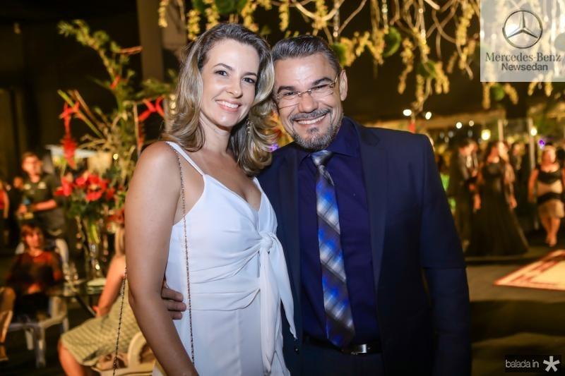 Jenifer Montenegro e Fred Pinho