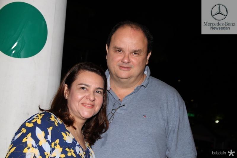 Georgianne Botelho e Marcelo