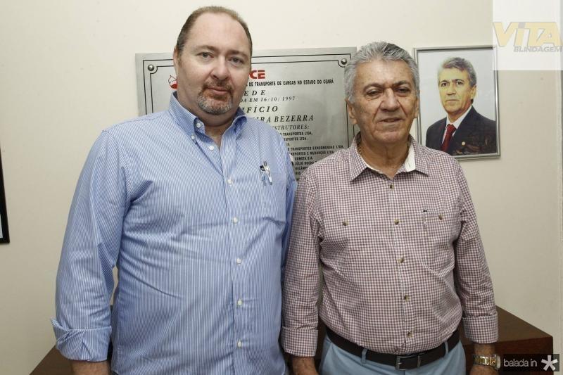 Marco Massari e Clovis Nogueira