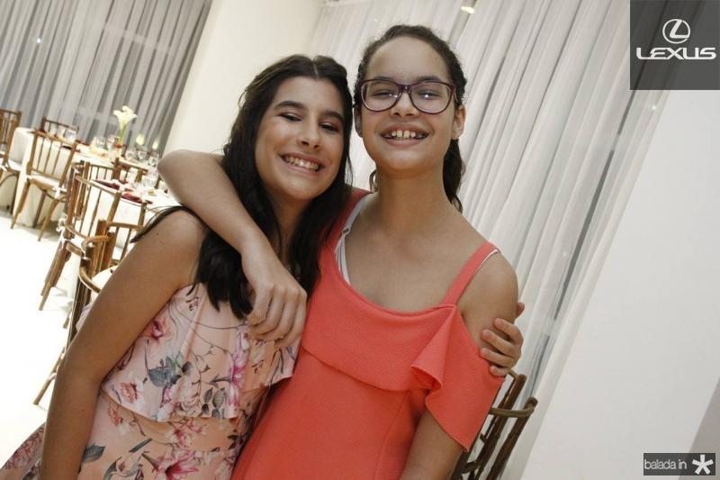 Vera Bezerra e Mariana Moreira de Sousa