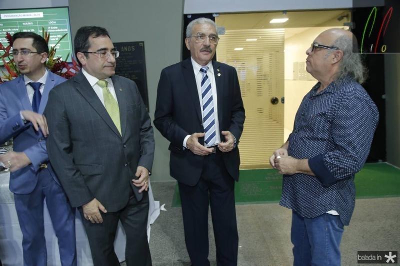 Jadson Cruz, Walter Cavalcante e Peninha