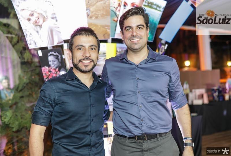 Raduan Melo e Paulo Vitor