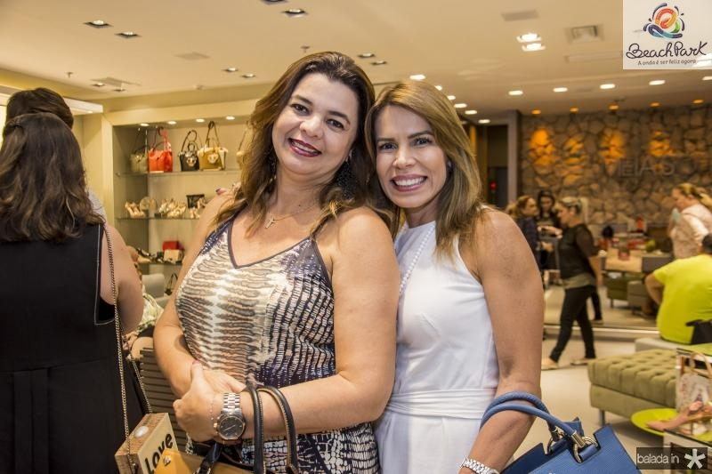 Monica Freitas e Maira Silva