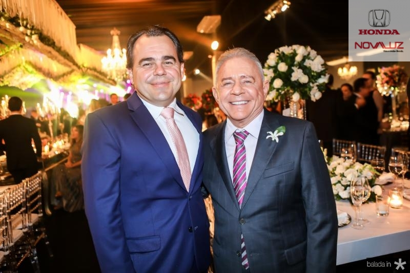 Gentil e Fernando Linhares