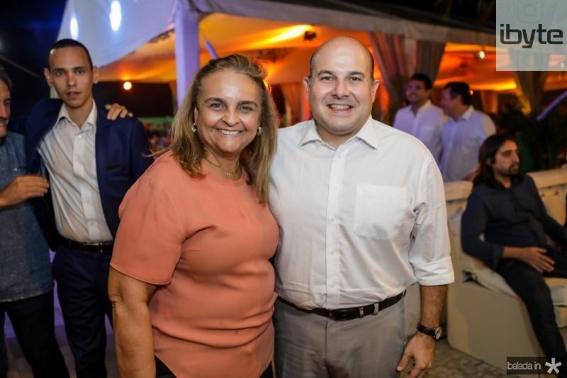 Toca Couto e Roberto Claudio
