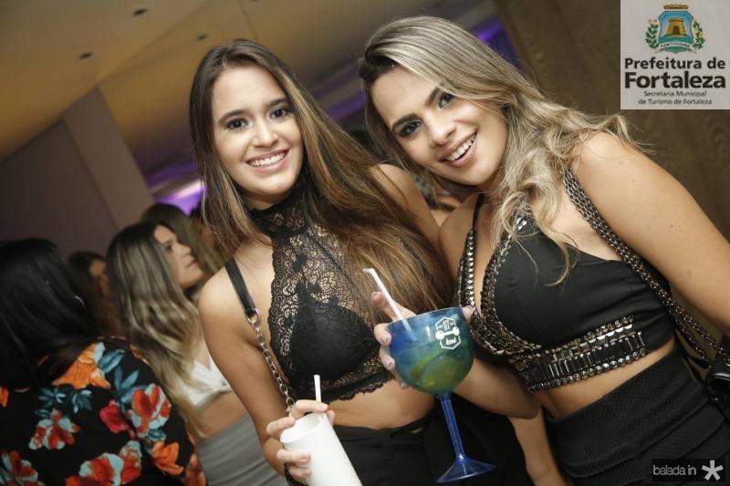 Simone Guedes e Dayane Abreu