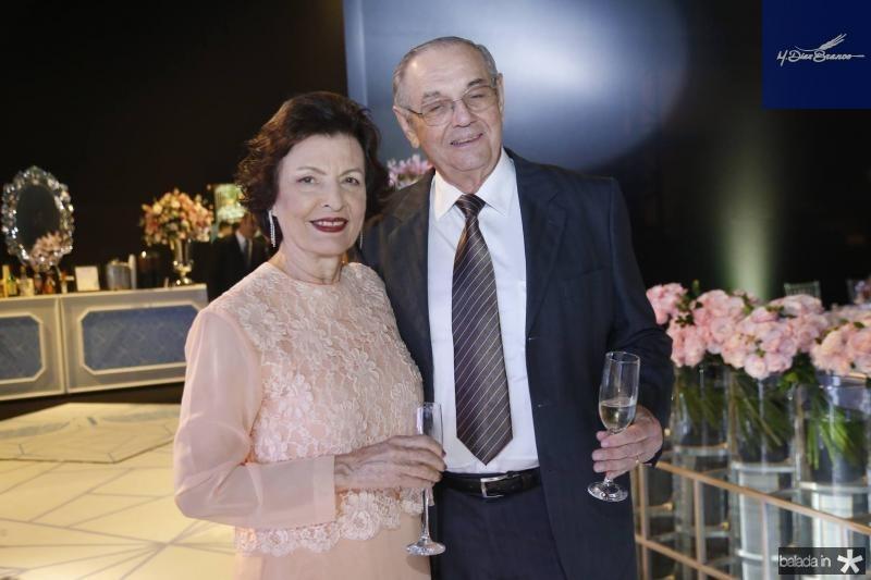 Eliane e Jurandir Picanco
