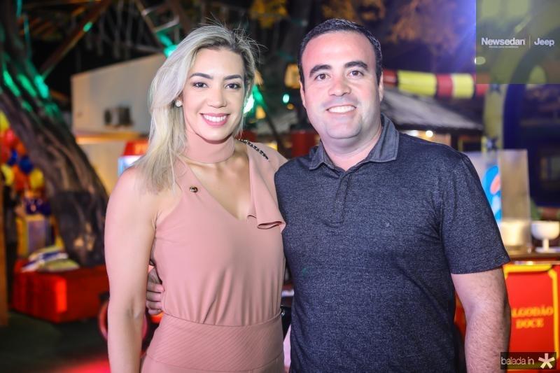 Luana e Igor Proença
