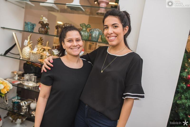Barbara Cortez e Beatriz Moura