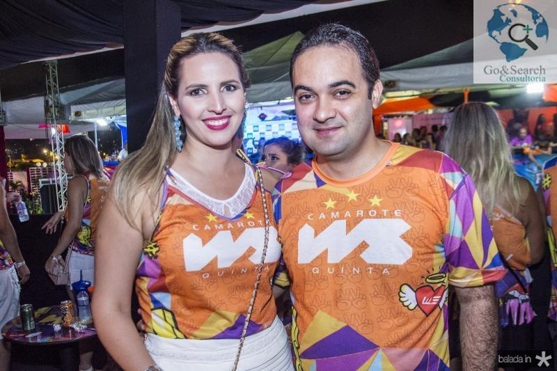 Mariana e Felipe Gurgel