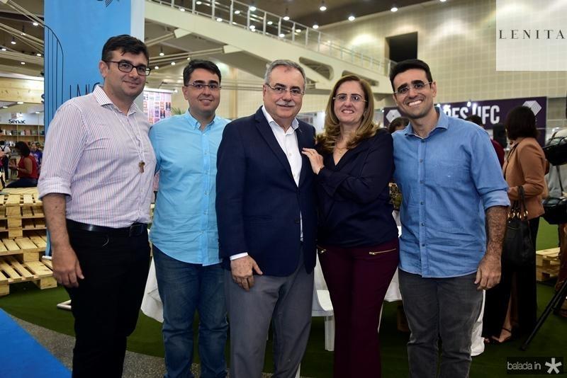 Assis Cavalcante Junior, Eduardo Cavalcante, Assis Cavalcante, Edna Cavalcante, Andre Cavalcante