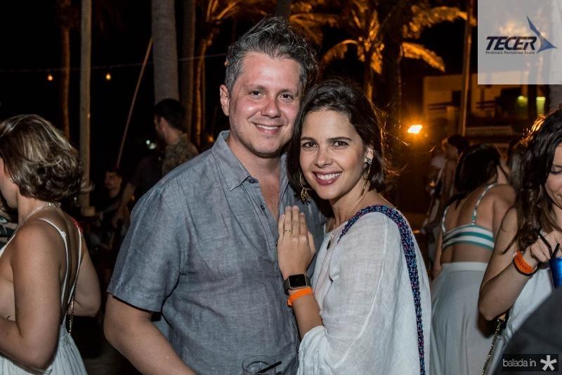 Livio Parente e Joana Ramalho