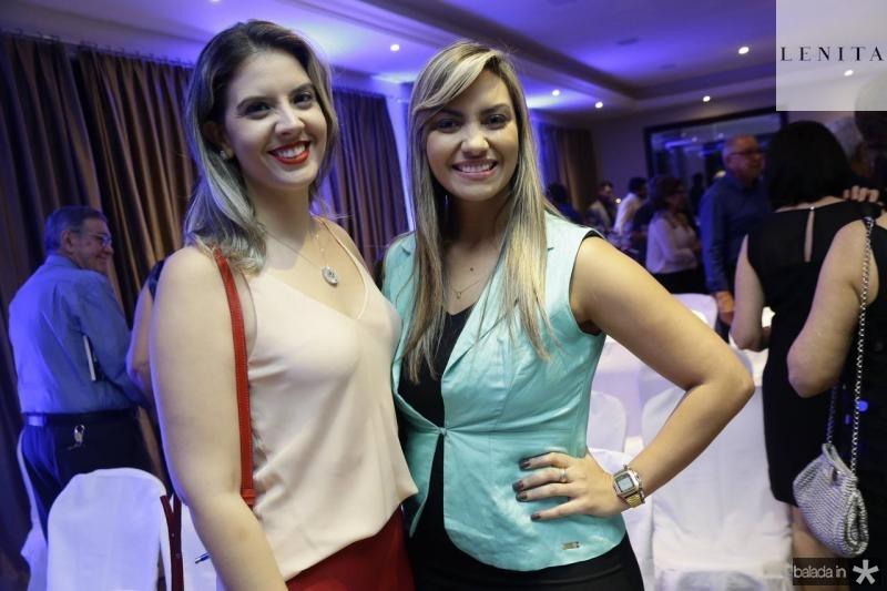 Renata Montenegro e Naiana Nogueira