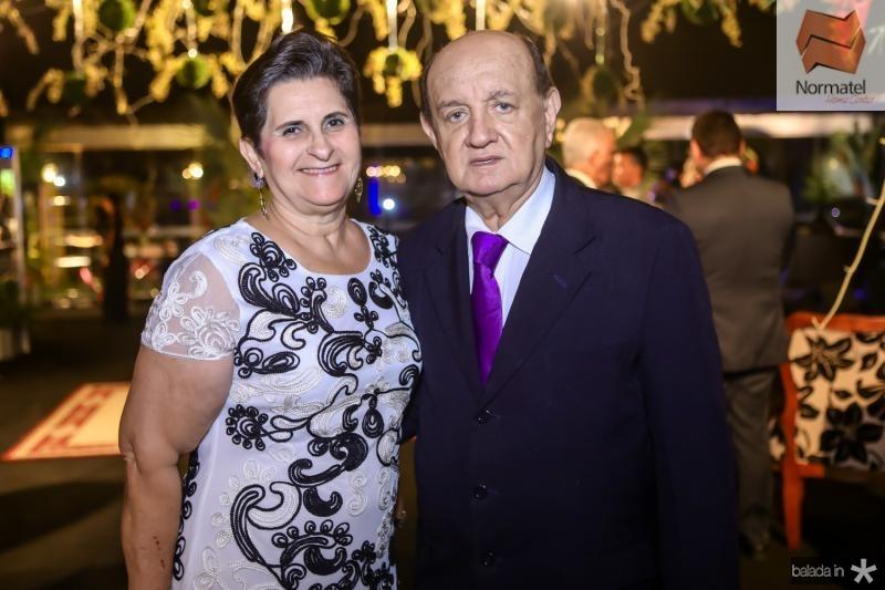 Marta e Renato Bomfim