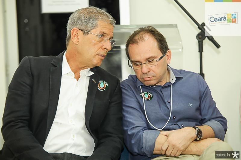 Ramalho Neto e Carlos Matos