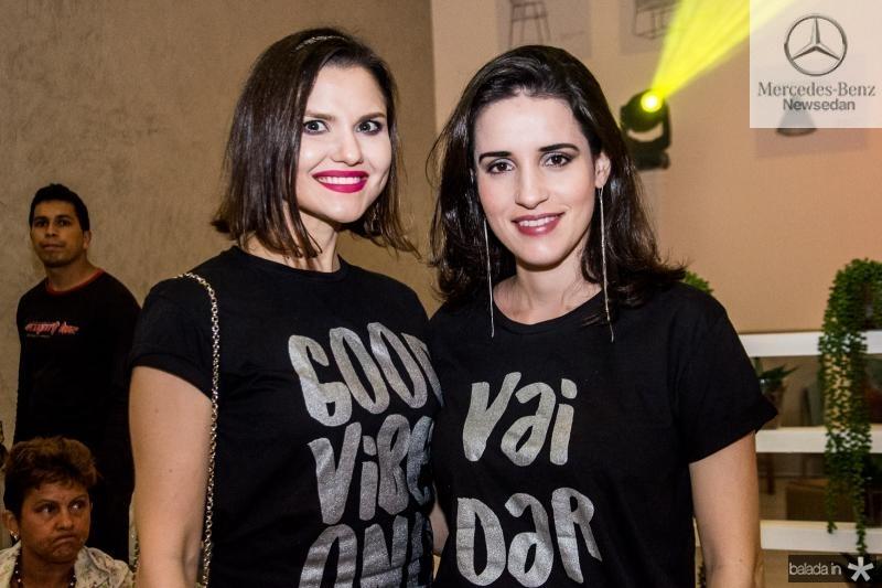 Marissa e Bruna Pontes