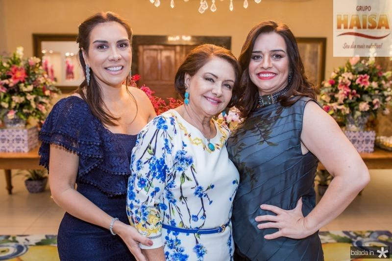Anne Alcantara, Barbara Freire e Lia Freire