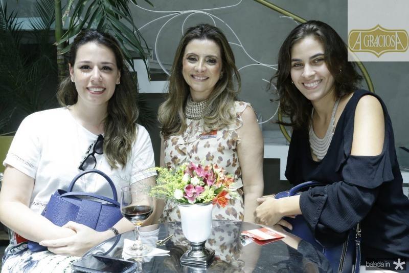 Renata Sleiman, Emilia Buarque e Renata Vale