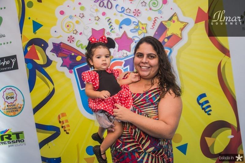 Ana Sofia Mourao e Ana Elizabeth Assuncao
