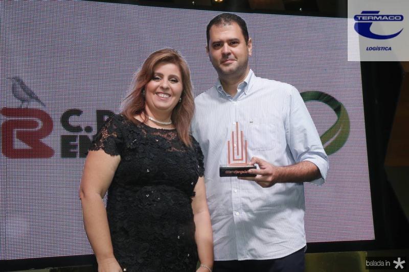 Valeria Manarinno e Construtora C Rolim Engenharia