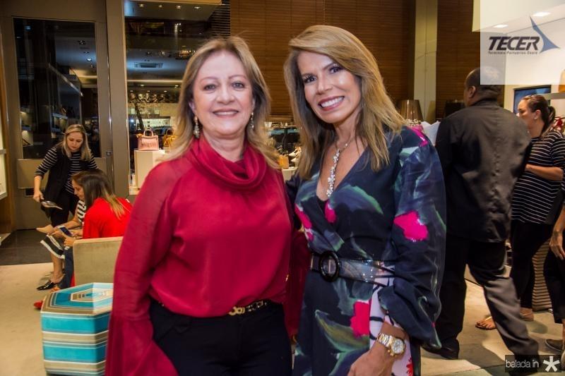 Tania Teixeira e Maira Silva