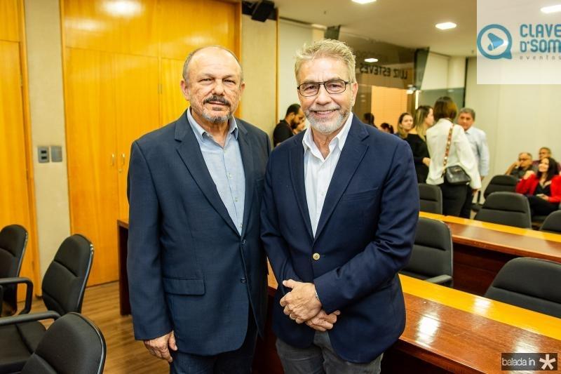 Honorio Pinheiro e Eugenio Pontes