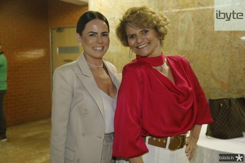 Luciana Souza e Joseana Franca