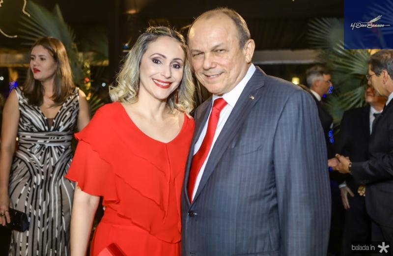 Carla e Honorio Pinheiro