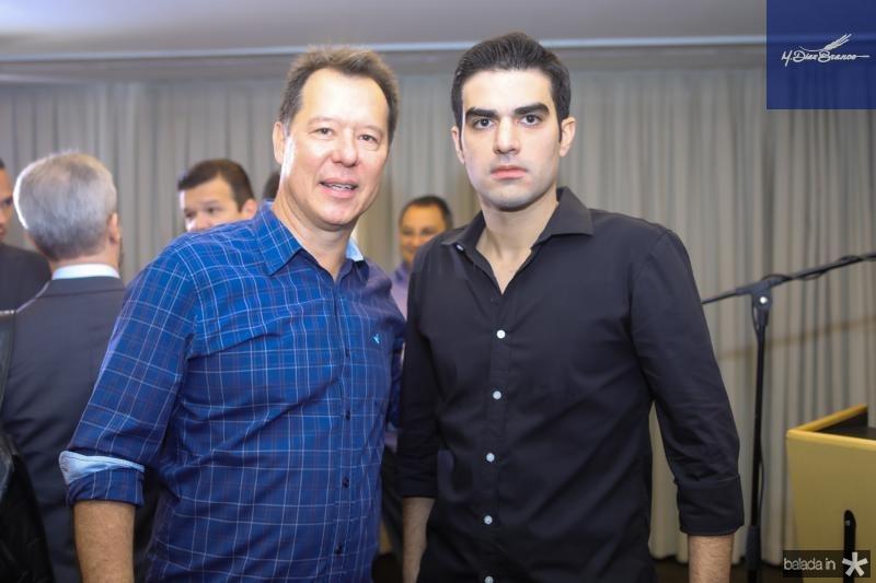Carlos Fujita e Rodrigo Nogueira